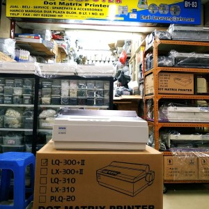 Harga printer lq300 ii garansi toko 1   HARGALOKA.COM
