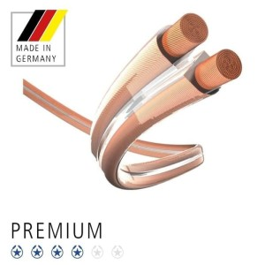 Harga inakustik premium ls 2x2 5mm 12awg kable speaker made in germany | HARGALOKA.COM
