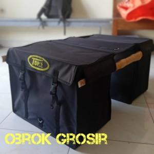 Harga jual tas obrok di bandung tas samping motor tas tukang pak | HARGALOKA.COM