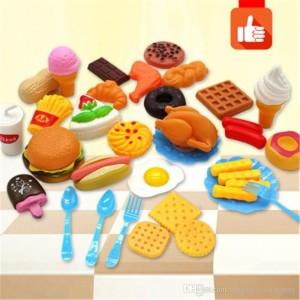 Harga mainan peralatan makan mini untuk anak bermain   HARGALOKA.COM