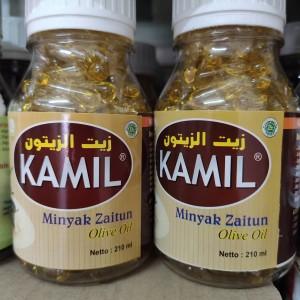 Harga kamil minyak zaitun isi 210 | HARGALOKA.COM