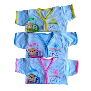 Harga baju bayi merek boboko model pendek dan panjang isi paket 6pcs     HARGALOKA.COM