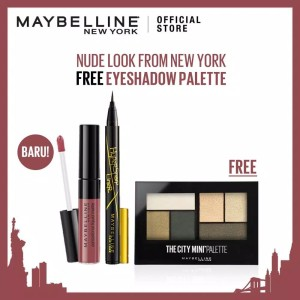 Harga Eyeshadow Maybelline Katalog.or.id