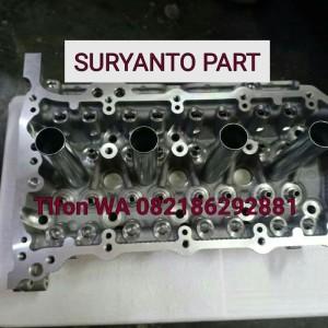 Harga cylinder head only toyota grand new avanza veloz 2015  gress   HARGALOKA.COM