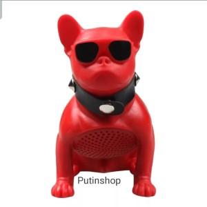 Harga best quality smart bulldog speaker portable mini wireless | HARGALOKA.COM