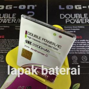 Harga batre smartfren ad686g andromax c   log onn double power | HARGALOKA.COM