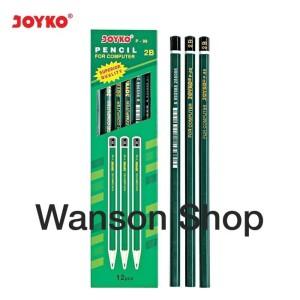 Harga pencil pensil joyko 2b p 88 | HARGALOKA.COM
