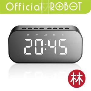 Harga robot rb550 bluetooth speaker 5 0 with led display amp alarm | HARGALOKA.COM
