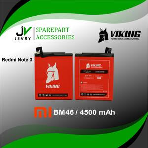 Harga baterai ori viking double power xiaomi redmi note 3 note 3 pro | HARGALOKA.COM