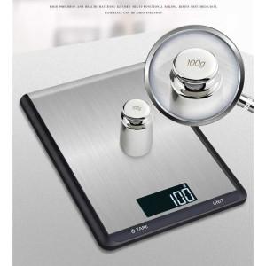 Harga timbangan dapur digital 10 kg akurasi 1 gram kitchen scale kopi | HARGALOKA.COM
