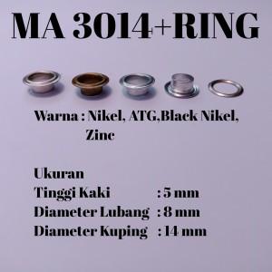 Info Mata Ayam Mata Itik Ukuran 10 Mm Warna Black Nikel V 24 Bn Katalog.or.id