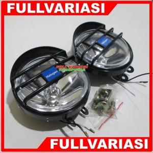 Harga lampu kabut mobil bulat universal diameter 5inch | HARGALOKA.COM