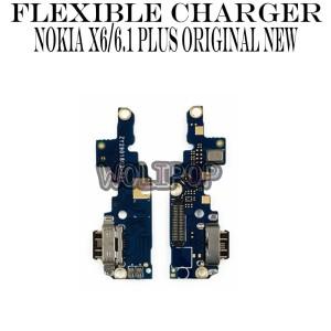 Harga flexibel flexible nokia x6 6 1 plus konektor charger mic original | HARGALOKA.COM
