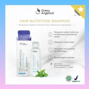 Katalog Green Angelica Hair Regrowth Shampo Atau Sampo Penumbuh Rambut Katalog.or.id