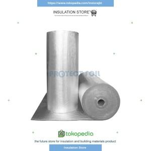Harga insulasi atap bangunan   peredam panas xpe foam thermal   5 mm | HARGALOKA.COM