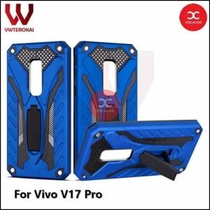 Harga case vivo v17 pro robot hard tpu armor case vivo v17 pro phantom robot   | HARGALOKA.COM