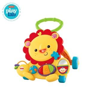 Harga fisher price musical lion walker mainan latihan jalan bayi | HARGALOKA.COM