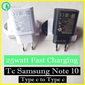 Harga new fast charging 25w samsung note 10 hp galaxy 10 a70 a80 original 2     HARGALOKA.COM