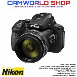 Harga nikon coolpix p900   83x optical super | HARGALOKA.COM