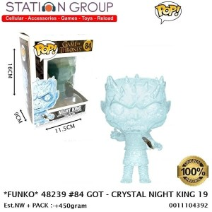 Harga funko pop 48239 84 got   crystal night king | HARGALOKA.COM