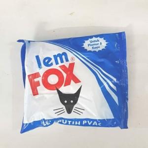 Harga lem fox putih kemasan plastik | HARGALOKA.COM