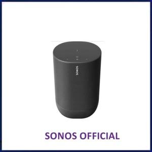 Harga sonos move smart portable wi fi and bluetooth speaker   | HARGALOKA.COM