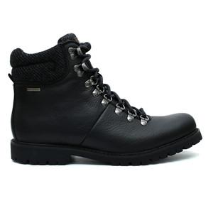 Harga gino mariani wyne authentic leather waterproof men 39 s shoes black   hitam   HARGALOKA.COM
