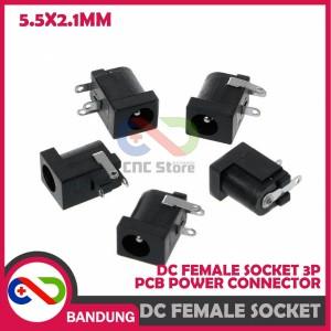 Katalog Jack Dc Baut Betina 2 1x5 5mm Female Power Adapter Screw Soket Socket Katalog.or.id