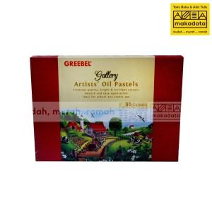 Harga Greebel Artist Oil Pastel 48c Katalog.or.id