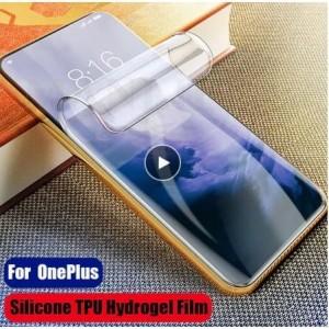 Harga hydrogel one plus 7 pro tempered glass screen guard anti   HARGALOKA.COM