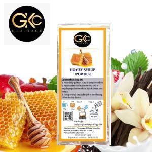 Harga bubuk minuman sirup madu honey concentrate syrup powder 50g | HARGALOKA.COM