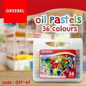 Info Crayon Greebel 36 Warna Katalog.or.id