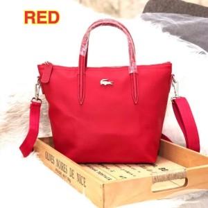 Harga tas wanita murah cewek branded import batam selempang lcost sling tote   | HARGALOKA.COM