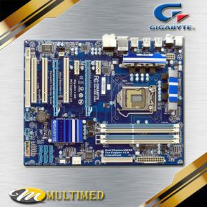 Harga mainboard lga 1156 p55 ddr3 gigabyte atx usb | HARGALOKA.COM