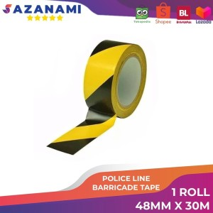 Info Marking Tape 2 X 45m Lakban Perekat Lantai Police Line Grosir Katalog.or.id