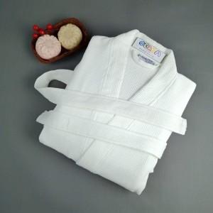 Harga baju kimono tidur hotel waffle dewasa lenuta 100 katun | HARGALOKA.COM