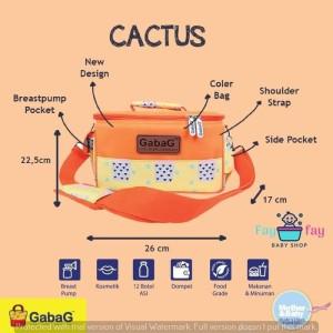Harga gabag cooler bag cactus coolerbag gabag   HARGALOKA.COM