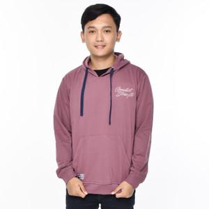 Harga metalizer 1187 sweater hoodie baju pria babyterry premium   abu abu | HARGALOKA.COM