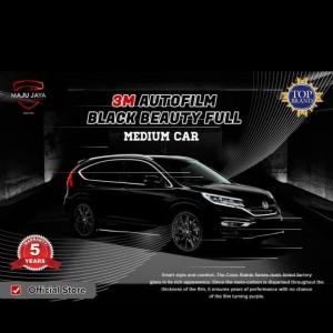 Harga 3m kaca film full black beauty   medium car   pasang di | HARGALOKA.COM