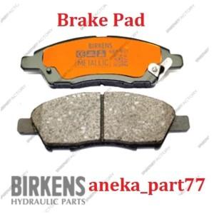 Harga kampas rem brake pad depan nissan livina x gear grand livina | HARGALOKA.COM