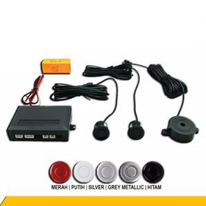 Harga sensor parkir mobil sensor parking mobil mundur universal 2 mata | HARGALOKA.COM
