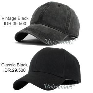 Harga plain topi baseball hat cap casual sport distro polos pria wanita   classic | HARGALOKA.COM