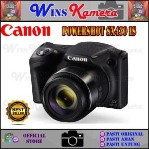 Harga canon powershot sx430 is kamera | HARGALOKA.COM