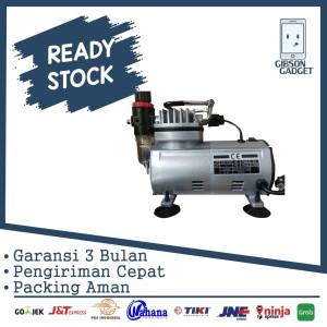 Harga kompresor mini compressor complete set air brush pompa angin 1 | HARGALOKA.COM