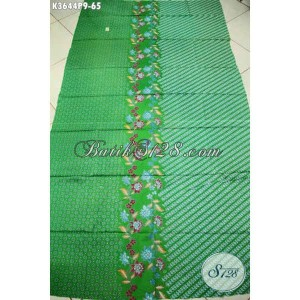 Harga kain batik solo pas untuk busana kerja kantoran size 200x110cm | HARGALOKA.COM