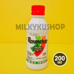 Harga roundup 486sl herbisida obat pembasmi rumput liar amp gulma 200 | HARGALOKA.COM