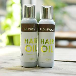 Harga minyak rambut terbaik ironwood menghilangkan uban rambut alami | HARGALOKA.COM