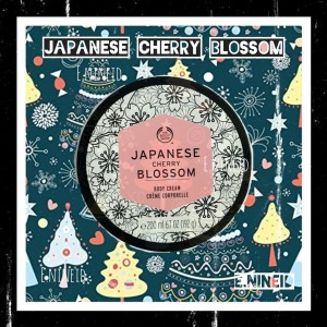 Harga the body shop original   japanese cherry blossom body | HARGALOKA.COM