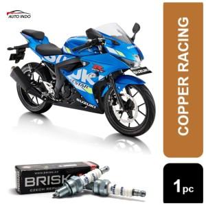 Harga Busi Motor Brisk Copper Racing Katalog.or.id