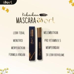 Harga berl volumizing amp lengthening mascara maskara maskara | HARGALOKA.COM